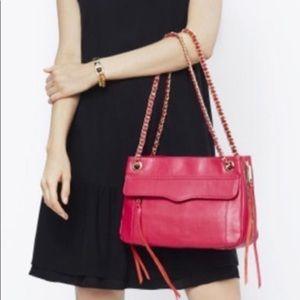 Rebecca Minkoff Swing Pink shoulder bag